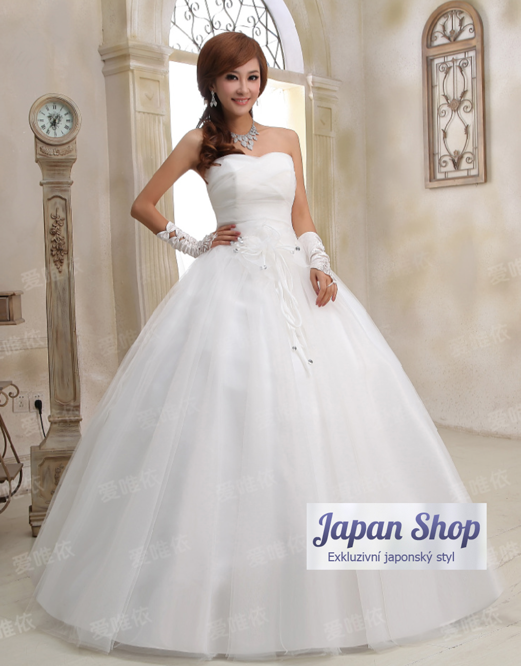 SVATEBNÍ šaty bílé šaty e10bec5567