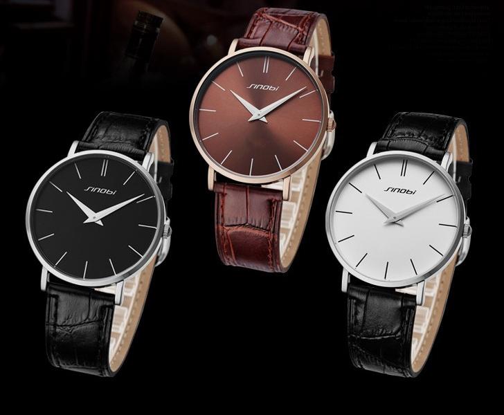 6c7c90ed5 SINOBI Pánské analogové hodinky, 3 barvy | JAPAN-SHOP.CZ ...