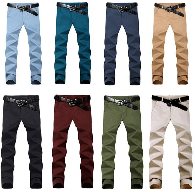 CHINO pánské kalhoty 5e977b3018
