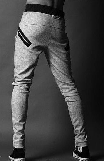 STYLOVÉ pánské kalhoty 07fd306f70