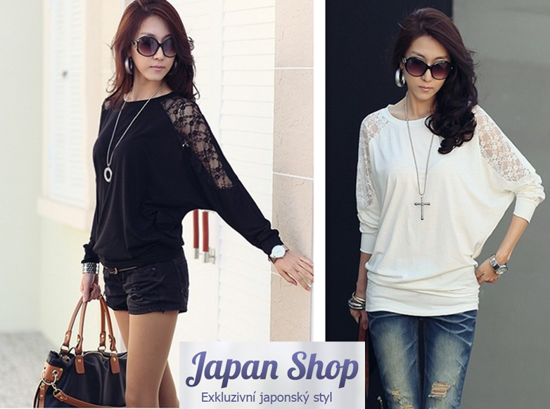 74b73d92f8c JAPAN STYLE dámské tričko